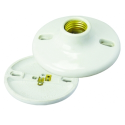 Porcelain keyless lamp holder wholesale
