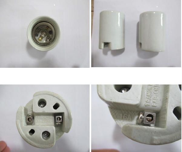 es e27 lamp holder