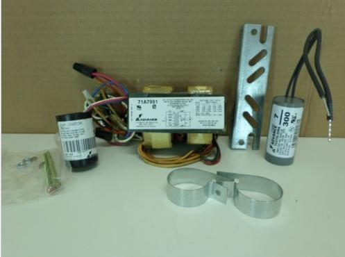 American standard ballast kits