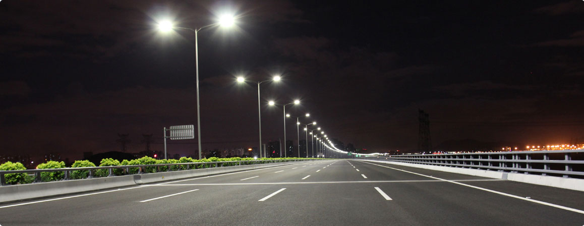 LED street lighting solutions price company
