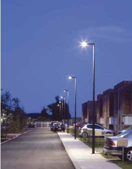 HID Street lighting projects
