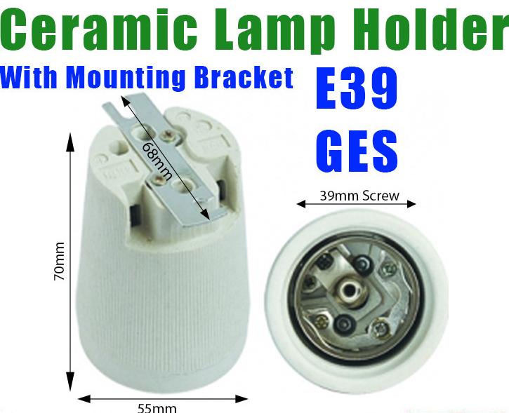 e39 lamp holder