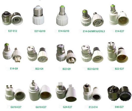 lamp-holder-adapter-type