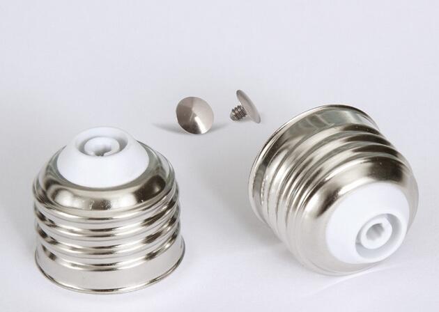 E27 Lamp Cap Edison Screw Cap Light Bulb Fittings
