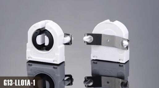 Fluorescent Sockets T8 For Led Fluorescent Tubes