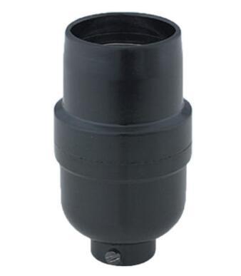 Bakelite Lampholder E27 D11