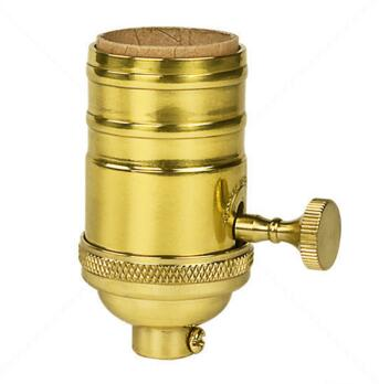 Bakelite Lampholder Brass Lamp Holder